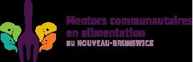 Logo des mentors communautaires en alimentation du N.-B.