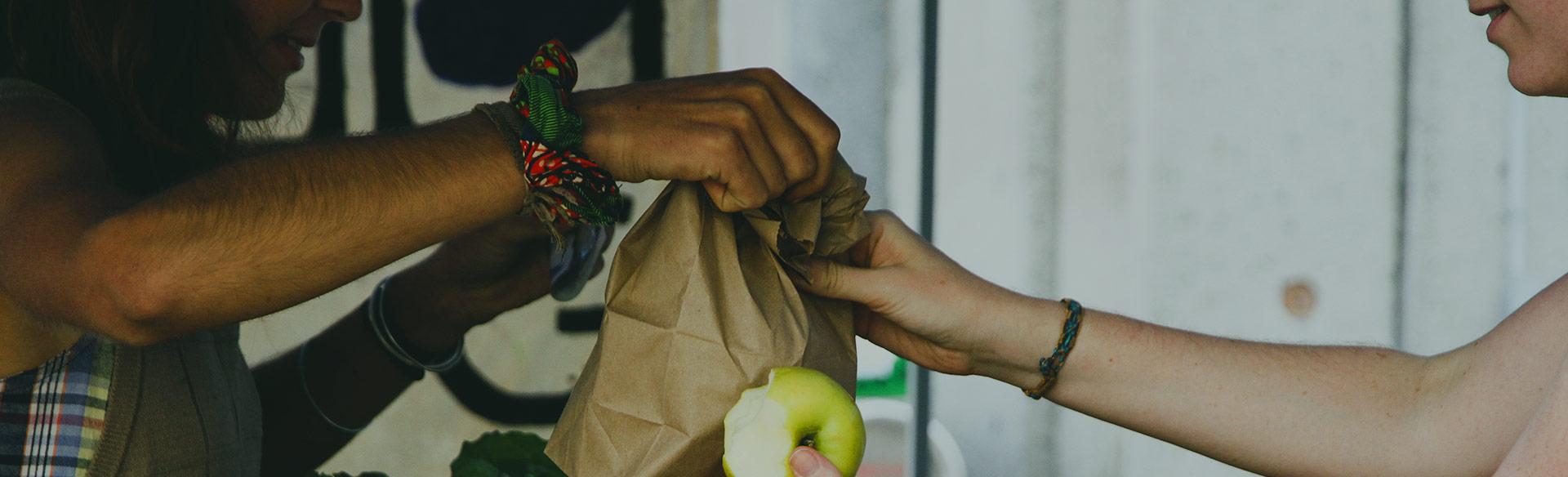 Tout le monde mange : Une conversation sur l'alimentation et son importance au Nouveau-Brunswick