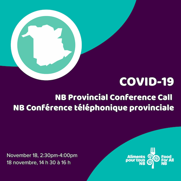 Provincial COVID-19 Conference Call