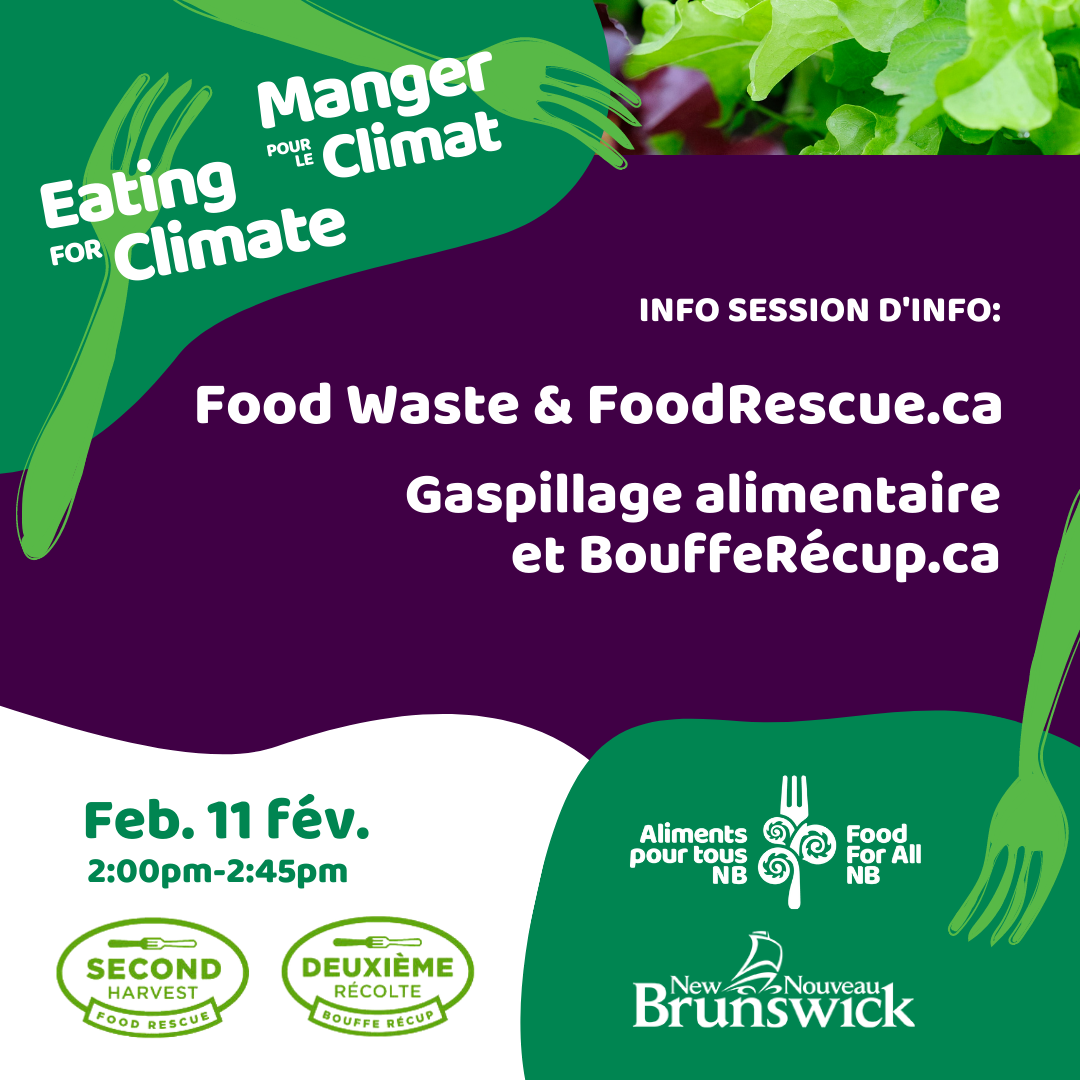 Info session: Food Waste & FoodRescue.ca