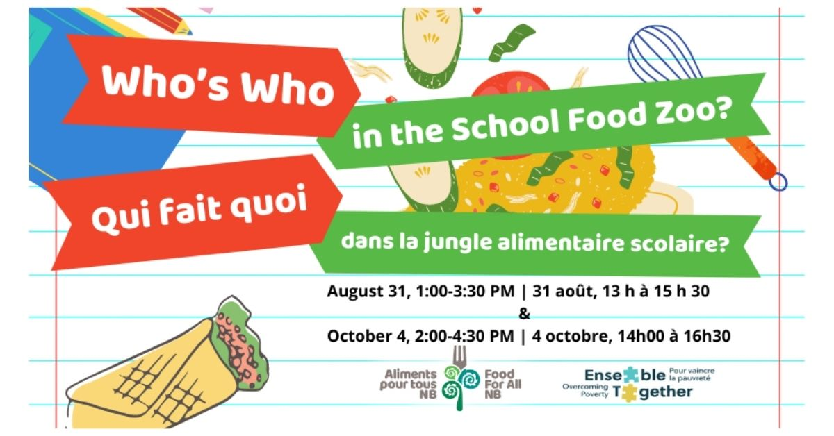 Who's who in the school food zoo?