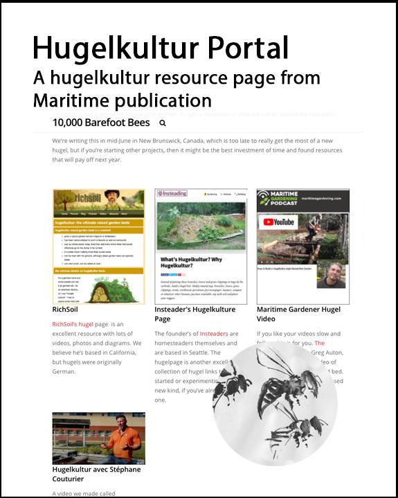 Hugelkultur Resource Page