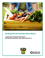 Cooking with the Good Food Box