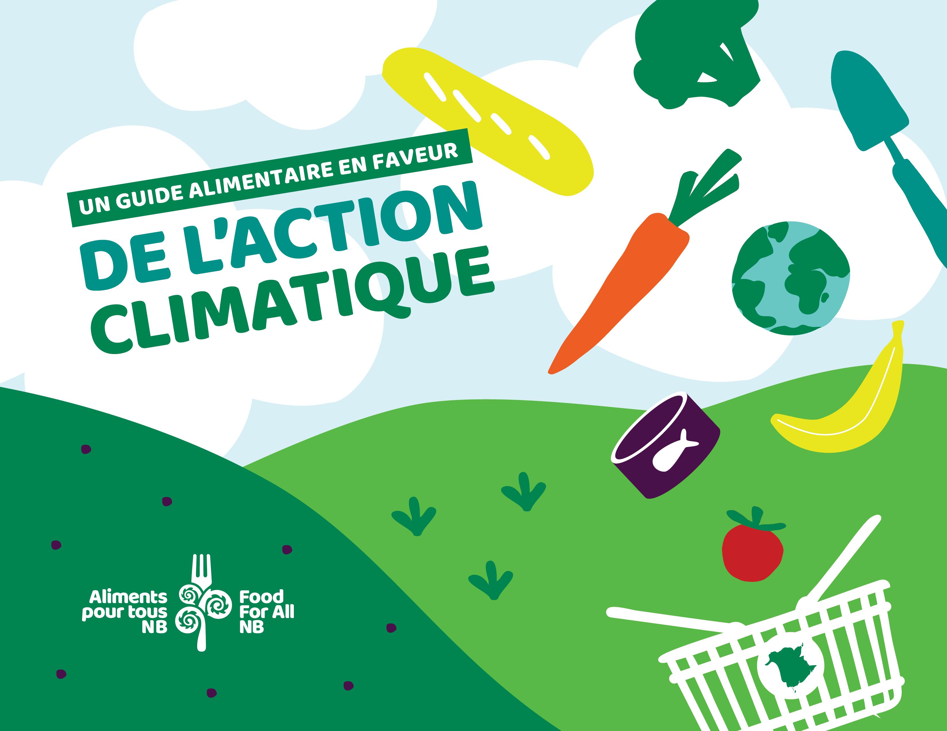 Un Guide alimentaire en faveur de l'action climatique