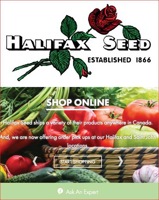Halifax Seed
