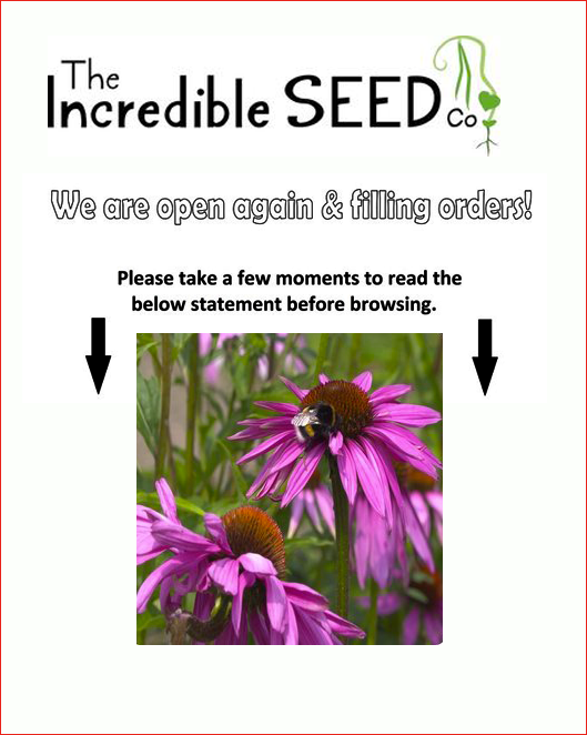 The Incredible Seed Co.